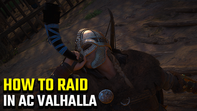 How to raid in Assassin's Creed Valhalla