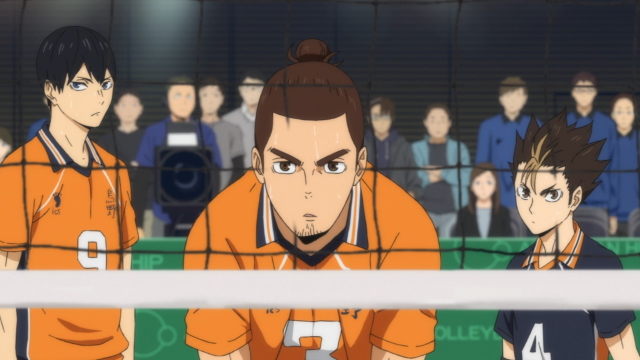 Haikyuu To the Top episode 21