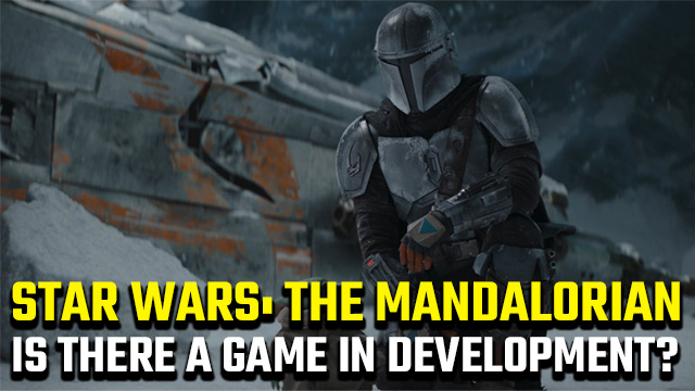Is a Star Wars: The Mandalorian game coming out?