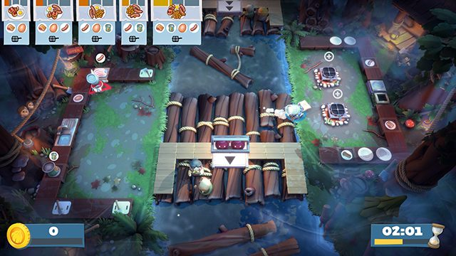 Overcooked: All You Can Eat is the unsung hero of the PS5 and Xbox Series X launch