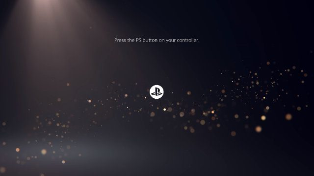 PS5 CE-109801-9 The database is corrupted fix It will be rebuilt UI