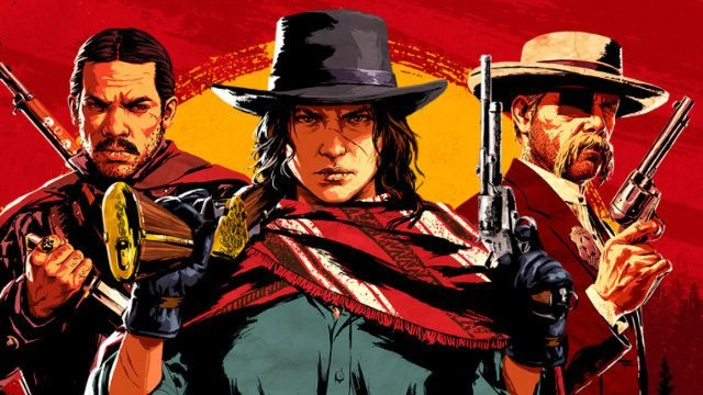 Red Dead Online standalone characters