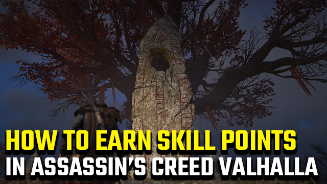 How to get skill points in Assassin's Creed Valhalla
