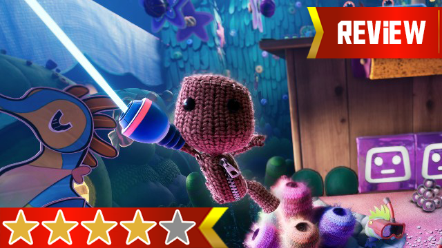 Sackboy A Big Adventure Review Featured