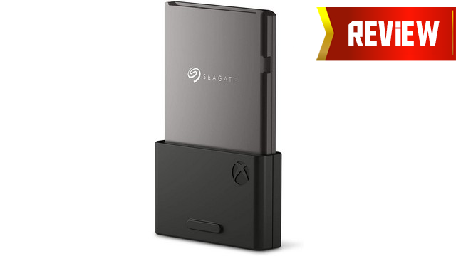 Seagate Storage Expansion Card for Xbox Series X S Review 04