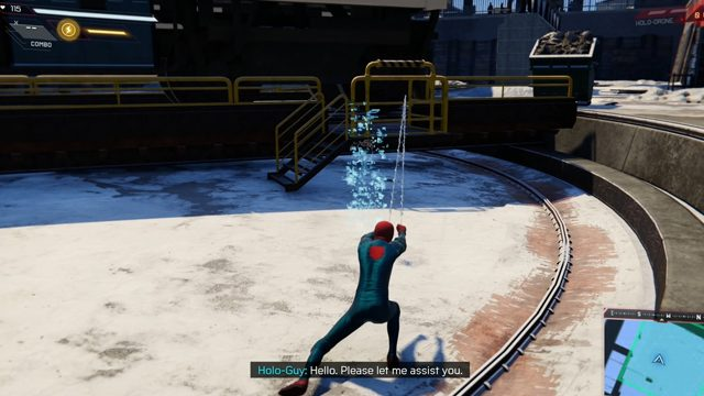 Spider-Man Miles Morales Train Puzzle Solution Guide