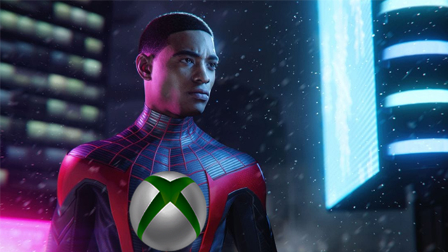 Spider-Man: Miles Morales Xbox easter egg shoutout