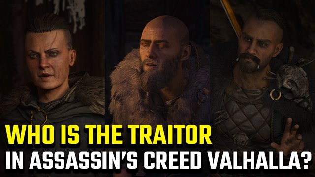 Assassin's Creed Valhalla Stench of Treachery | Is the traitor Birna, Lif, or Galinn?