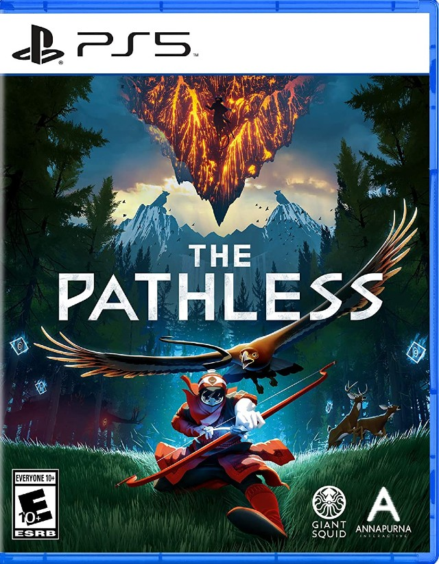 Box art - The Pathless Review | 'Does nothing to carve its niche amongst its peers'