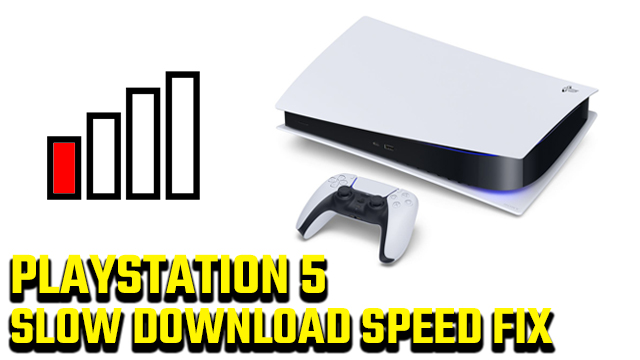Why are PS5 downloads so slow?