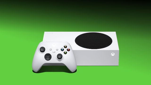 Xbox Series S storage space fewer than 10 games 364 GB