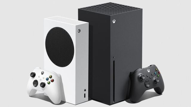 Xbox Series X|S games not appearing