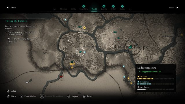 Assassin's Creed Valhalla Adventurer, Explorer, Pathfinder difficulty settings explained