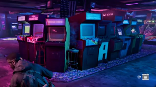 Where to find arcade machines in Black Ops Cold War