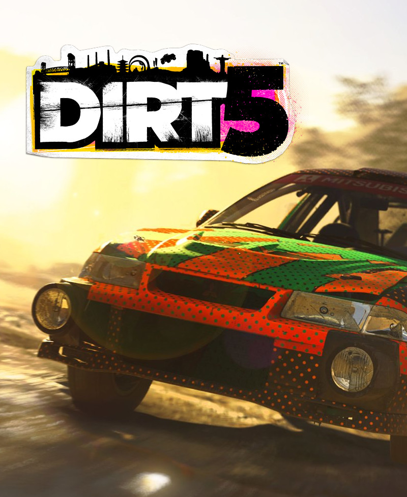 Box art - Dirt 5 Review | 'Putting the fun in fundamentally good racing'