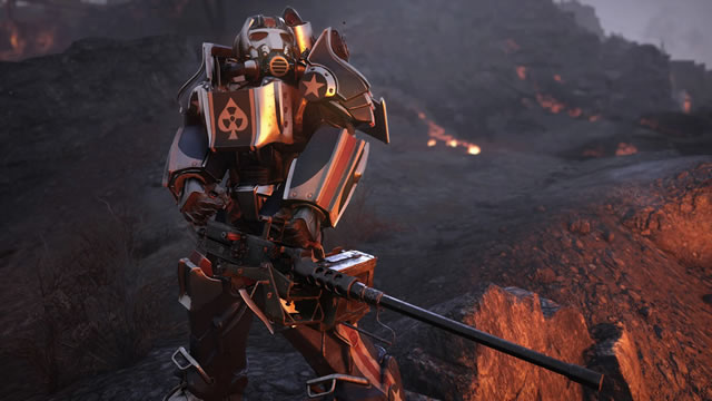 Fallout 76 1.47 patch notes - Steel Dawn update 1.5.0.19