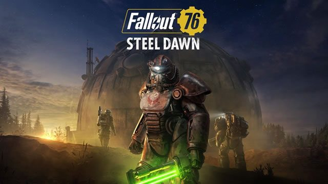 Fallout 76 version 1.47 - Steel Dawn update patch notes