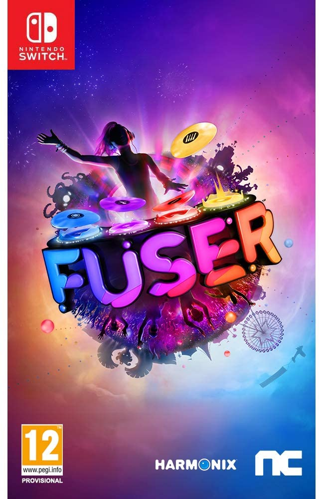 Box art - Fuser Review | 'Become a DJ from the safety of your own home'