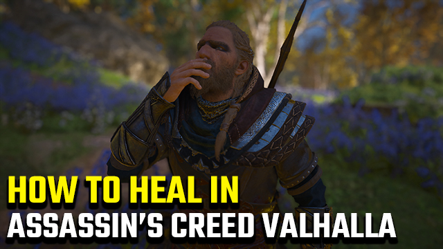 Assassin's Creed Valhalla | How to heal, restore, and increase health