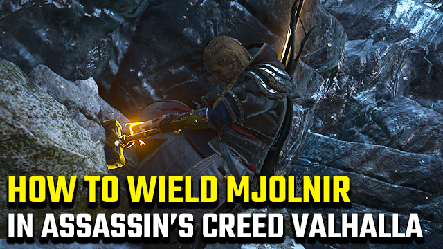 How to get Thor's hammer Mjolnir in Assassin's Creed Valhalla