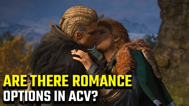 Does Assassin's Creed Valhalla have romance options?