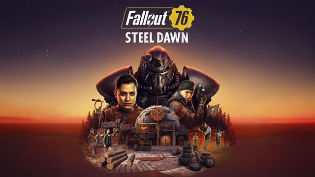 What's new in the Fallout 76 Steel Dawn update?