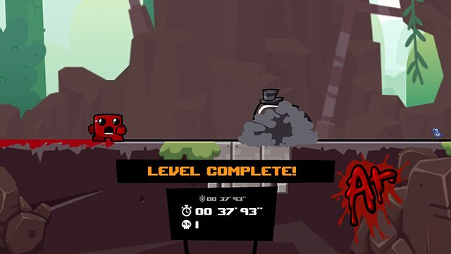 Super Meat Boy Forever | How to unlock Dark World levels