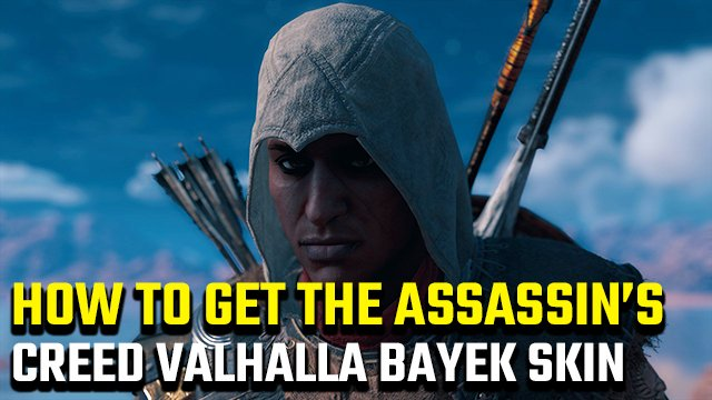 Assassin's Creed Valhalla | How to get the Bayek skin