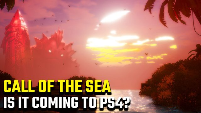 Call of the Sea PS4