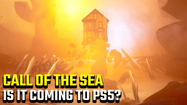 Call of the Sea PS5
