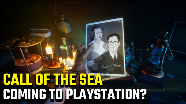 Call of the Sea PlayStation