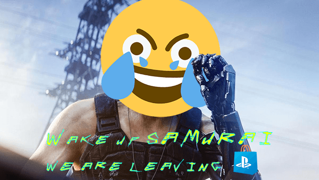 Cyberpunk 2077 PS Store Delisted refunds