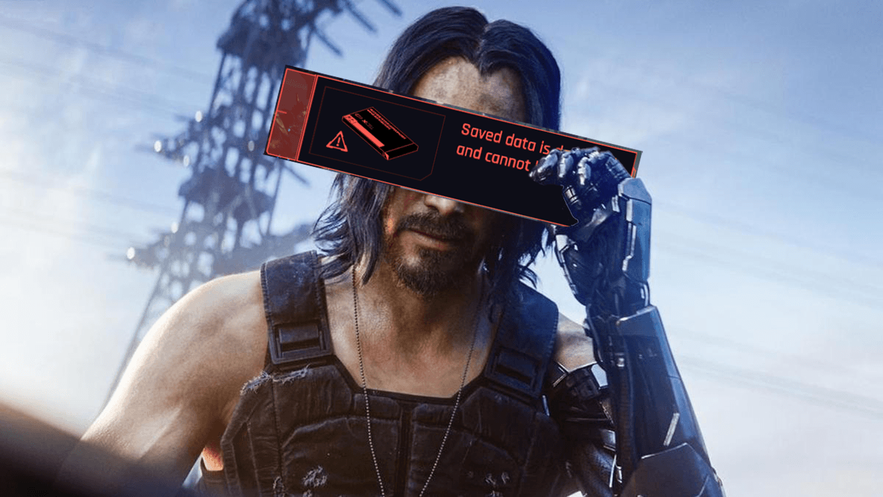 Cyberpunk 2077 Save File Damaged Cannot be Loaded Corrupted