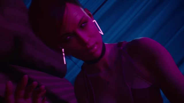 Cyberpunk 2077 is there nudity?