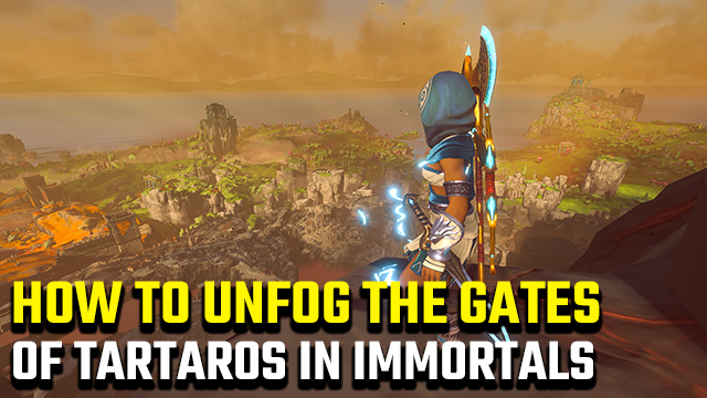 Immortals Fenyx Rising | How to unfog the Gates of Tartaros map