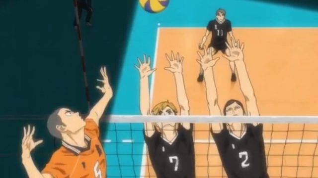 Haikyuu To the Top episode 24 release date