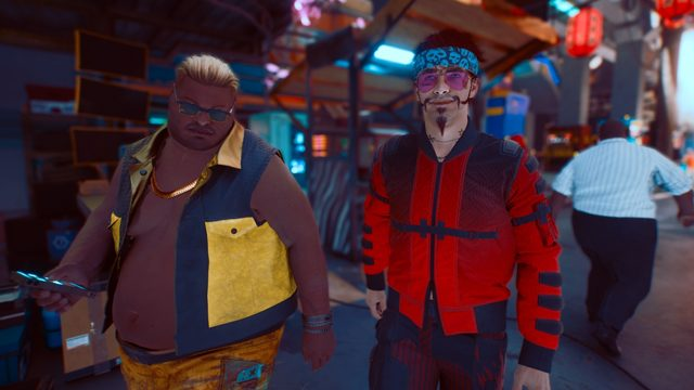 How to open inventory in Cyberpunk 2077