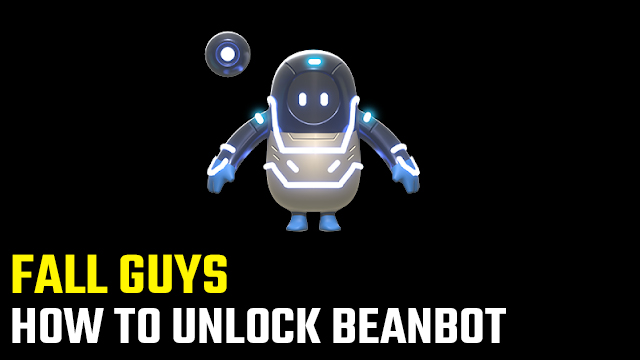 How to unlock BeanBot in Fall Guys