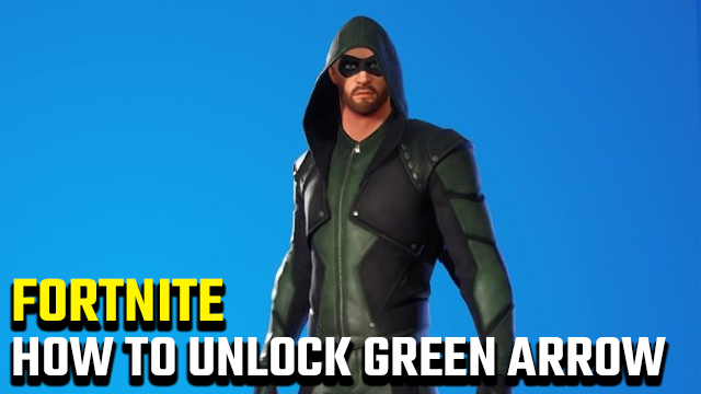 How To Unlock Green Arrow In Fortnite Gamerevolution Part of the fortnite crew subscription for the month of. how to unlock green arrow in fortnite