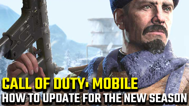 How to update Call of Duty: Mobile