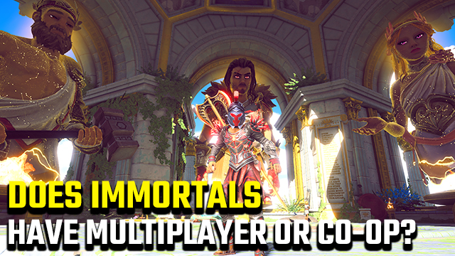 Immortals Fenyx Rising Multiplayer | Does it have co-op?
