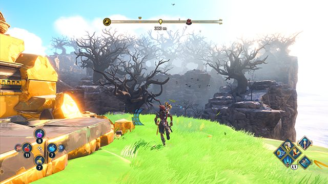 Immortals Fenyx Rising mythical boss locations