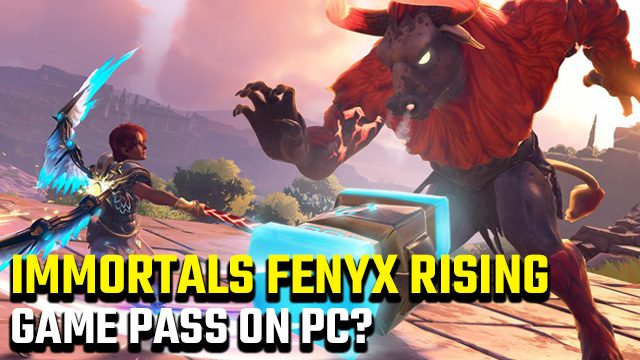 Immortals Fenyx Rising Xbox Game Pass PC