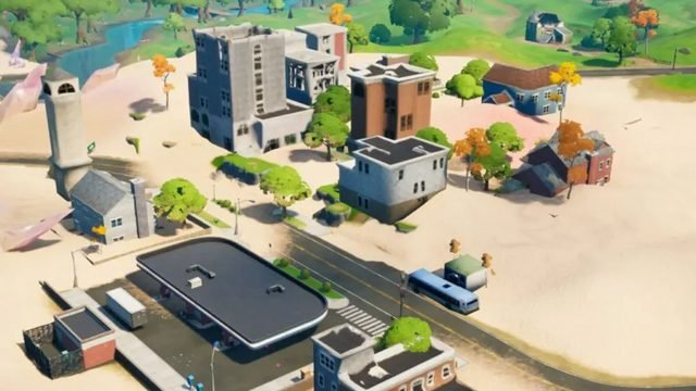 Is Tilted Towers coming back in Chapter 2 Season 5