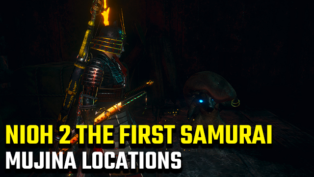 Nioh 2 The First Samurai | How to save all Mujina