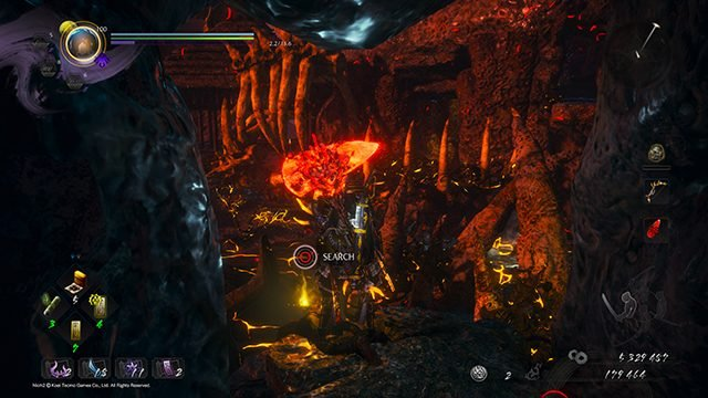 Nioh 2 The First Samurai Grilled Tang Sweet locations