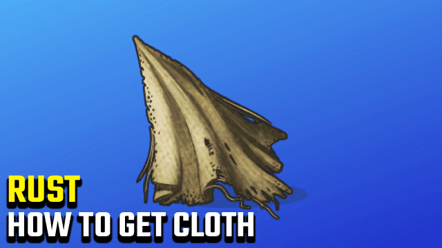 Rust Get Cloth