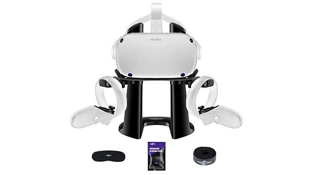 SARLAR VR Stand for Oculus Quest 2 and Quest
