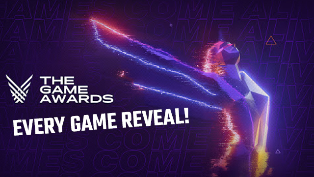 Everything revealed at The Game Awards 2020