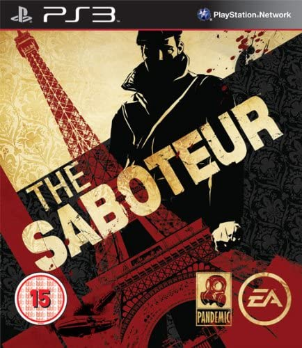The Saboteur release date